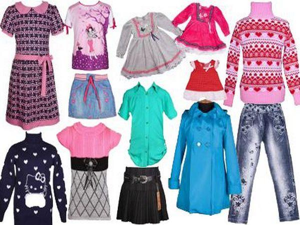 детская одежда Tashkan