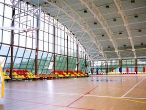 строительство здания для спорт комплекса