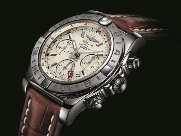 швейцарские часы Breitling watches Chronomat GMT 44