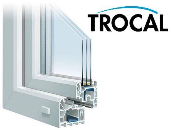 Немецкие окна Trocal