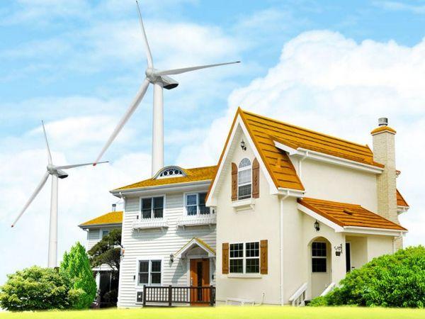 ветряные электростанции для дома