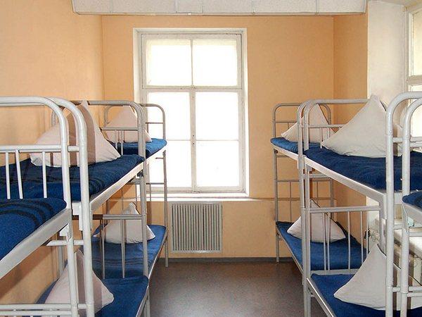 общежития Москвы
