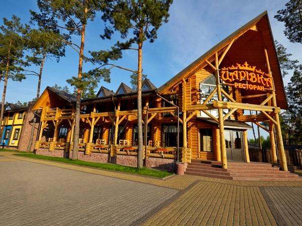 загородный ресторан Царёвка