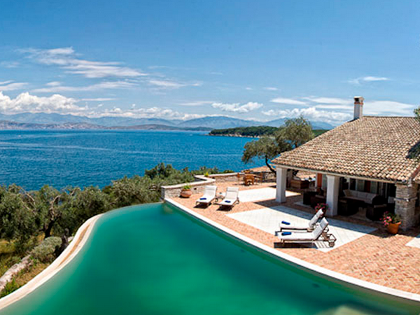 Как снять апартаменты в греции