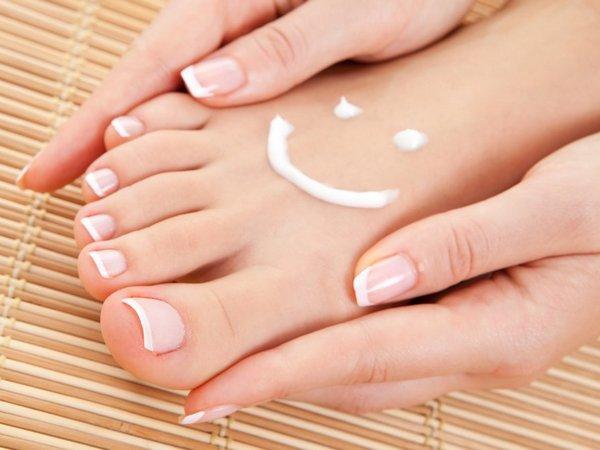 лечение грибка ногтей ног
